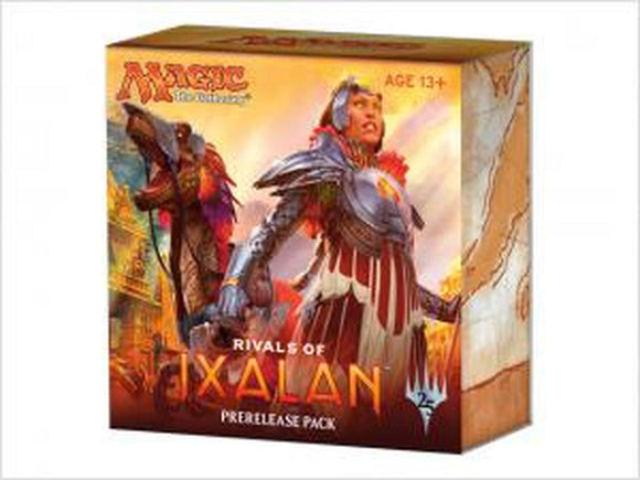 Mtg Rivals Of Ixalan Prerelease Pack