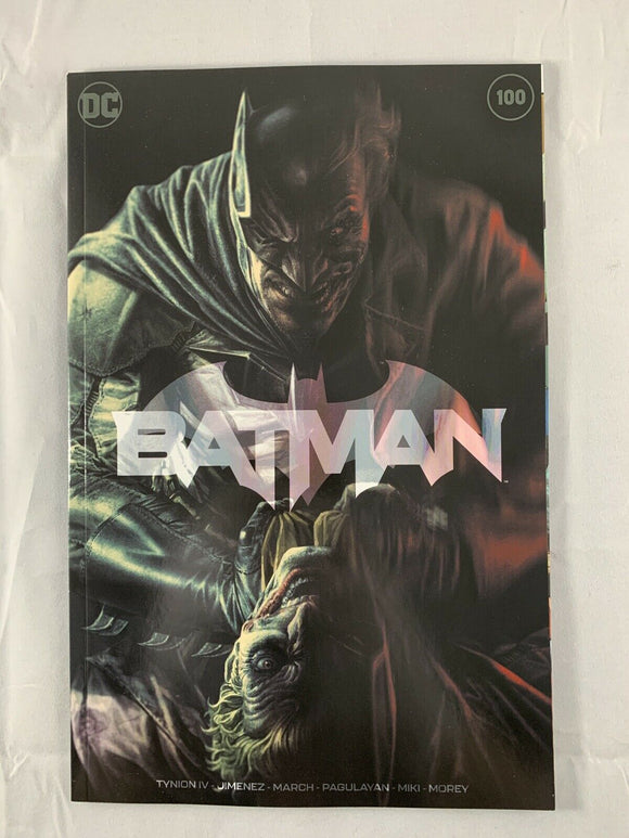 Batman #100 Bermejo Team Variant (1 per person)