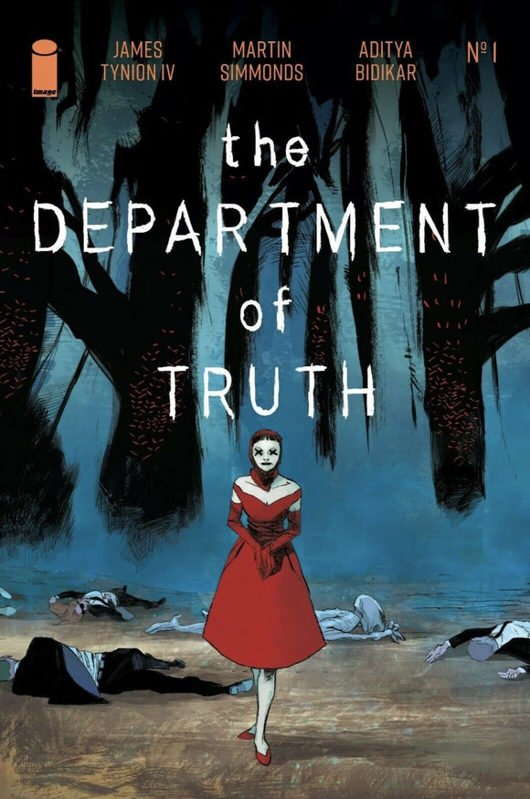 Department of Truth #1 Dell Edera Variant
