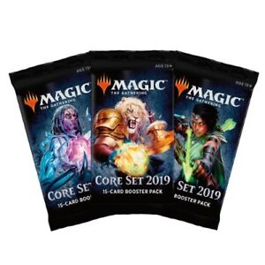 Mtg 2019 Core Booster Pack