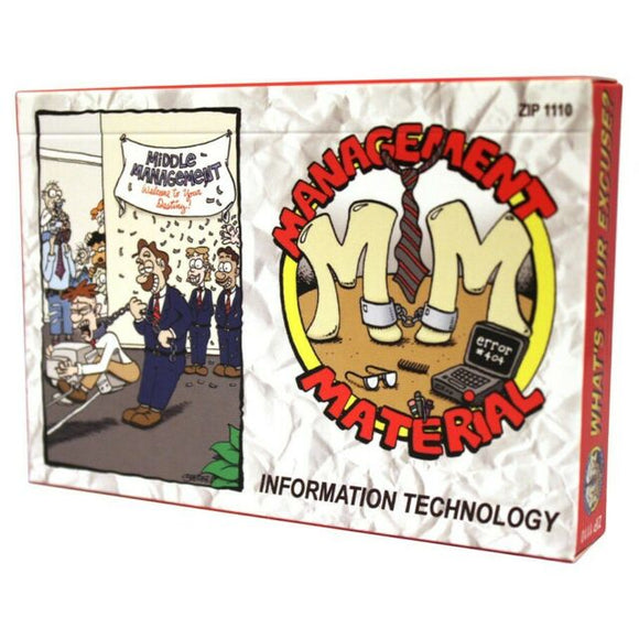 Management Material Information Technology