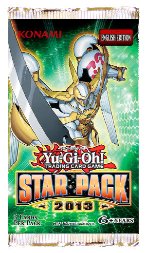 Yu Gi Oh Star Pack Unlimited