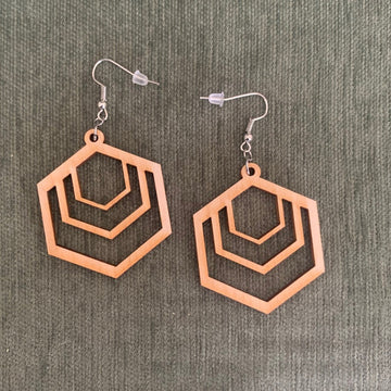 Colony Earring - Maple