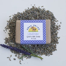 Goats Milk Lavender Soap