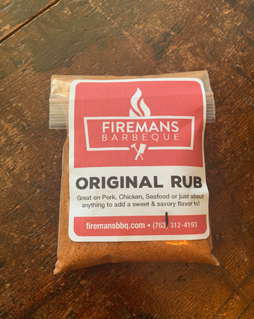 Firemans BBQ - Original Rub