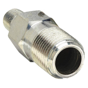 "Swage Nipple, Extra Heavy, 1/2"" x 1/8"" Pipe Size - Pipe Fitting"