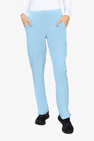 8744 YOGA 2 CARGO POCKET PANT (New 2020 Colors) - Bella Grace Health Scrubs