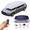 Hottest Manual Portable Umbrella Car Roof Cover