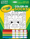 COLOR-IN SOCKS