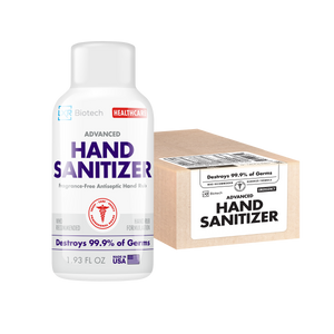 Hand Sanitizer 1.93 oz - 24 Ct. Case