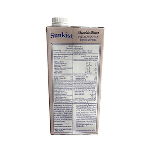Sunkist Pistachio Milk Chocolate 946ML