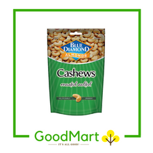 Load image into Gallery viewer, Blue Diamond Roasted Salted Cashews 150g