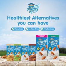 Load image into Gallery viewer, Blue Diamond Almond Breeze Almond Milk Original 946ML