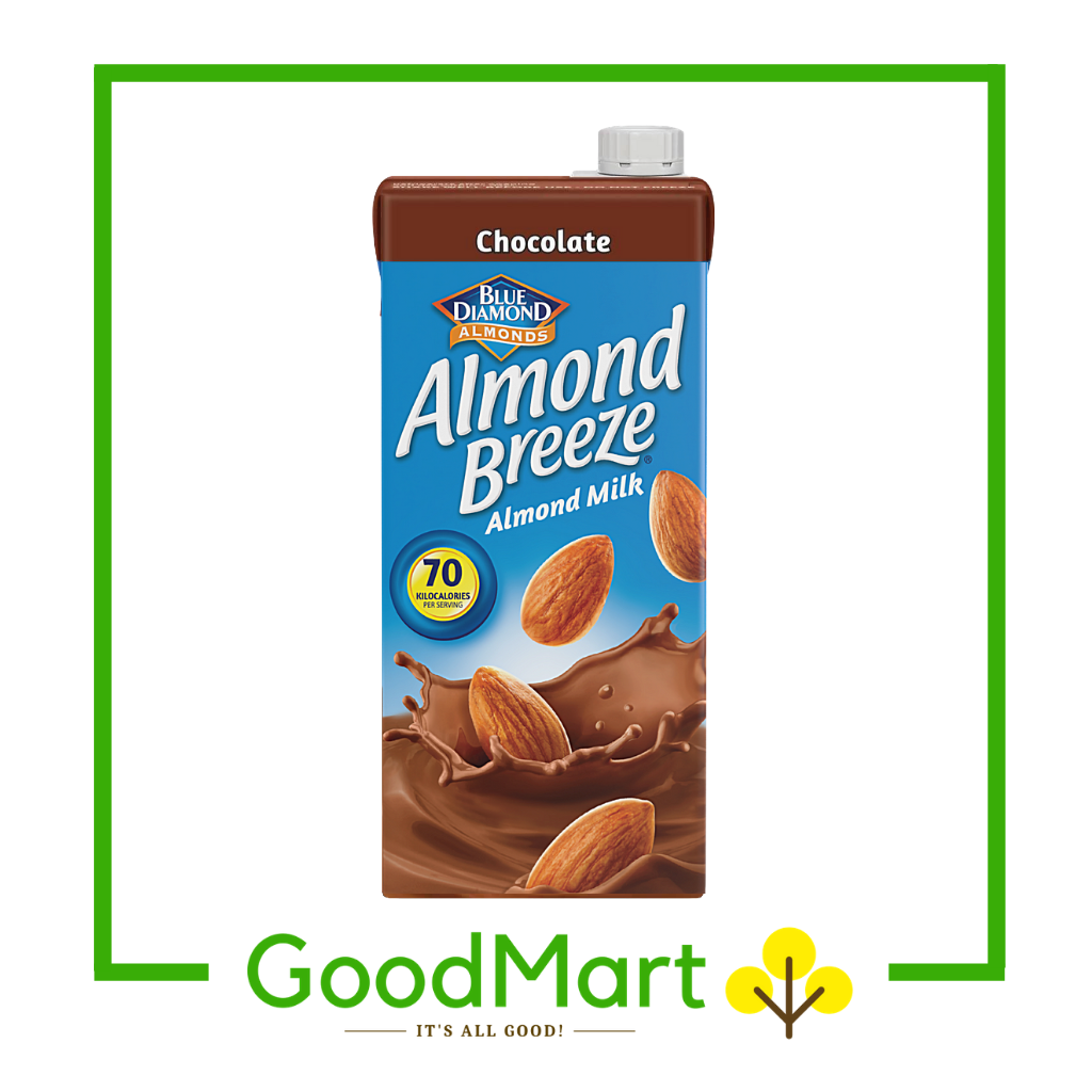 Blue Diamond Almond Breeze Almond Milk Chocolate 946ML