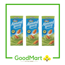 Load image into Gallery viewer, Blue Diamond Almond Breeze Almond Milk Matcha 180MLx3