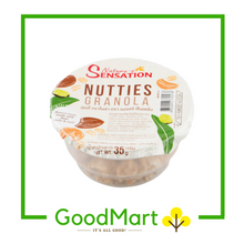 Load image into Gallery viewer, Nature's Sensation Nutties Granola 35g