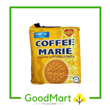 Load image into Gallery viewer, Hwa Tai Marie Biscuits Coffee 180g