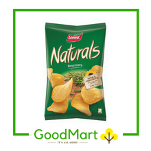 Load image into Gallery viewer, Lorenz Naturals Rosemary Potato Chips 100g