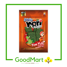 Load image into Gallery viewer, Seleco Nori Crispy Seaweed Tom Yum Flavor 36g