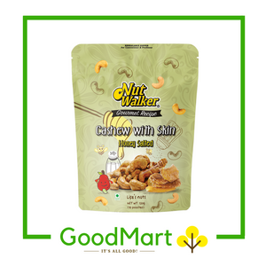 Nutwalker Honey Salted Cashew with Skin 120g