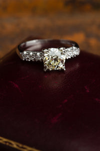 14kt 1.76ct Diamond Ring