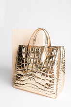 Load image into Gallery viewer, YSL Gold Tote