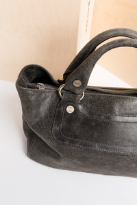 Celine Distressed Grey Bag