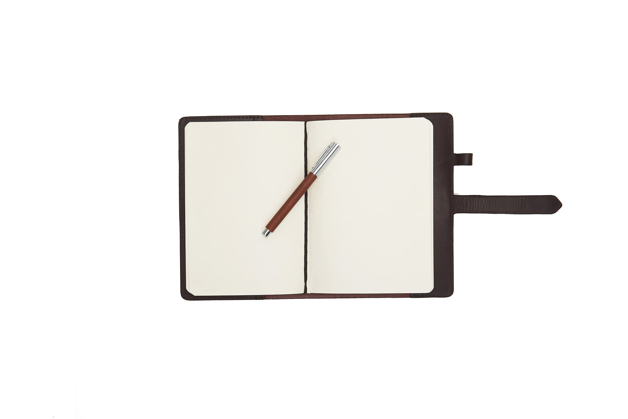 Slot Notebook Cover/Espresso