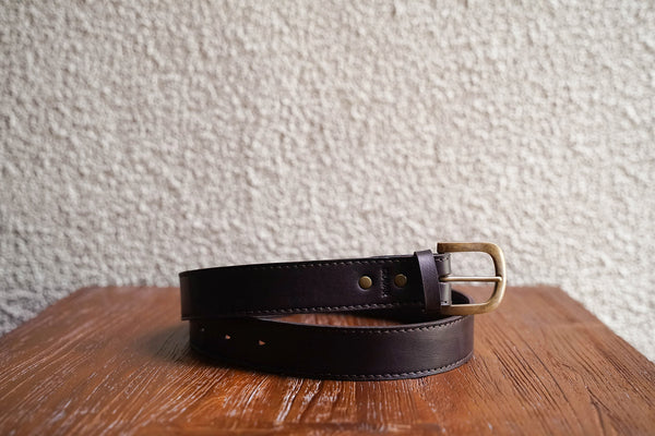 Everyday Leather Belt 40mm/Espresso