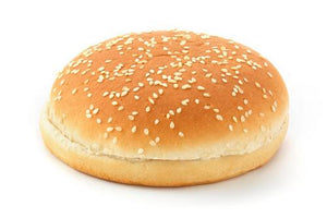 Burger Bun (Seeded) Pack of 8