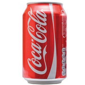 Coca Cola (Coke) Cans 330ml Tray of 24