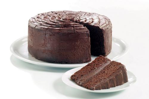 Chocolate Fudge Cake 16 portion