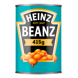 Heinz Baked Beans (415g tins) tray of 24