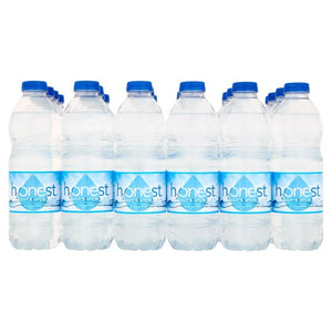 Honest Water 24 x 500ml bottles