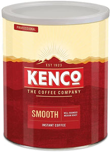 Kenco Smooth Roast Instant Coffee 750g
