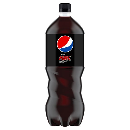 Pepsi Max Bottles 1.5L pack of 12