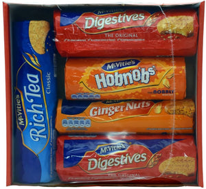 McVities Variety Selection - 5 packs of biscuits