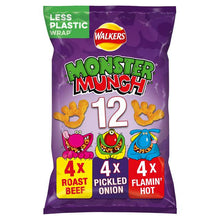 Load image into Gallery viewer, Quavers / Wotsits / Monster Munch - Huge 60 packs