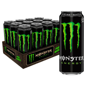 Monster Energy (Original) 12x500ml
