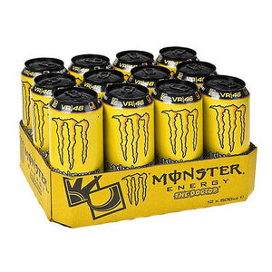 "Monster ""The Doctor"" 12x500ml"