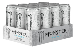 Monster Zero Sugar 12x500ml