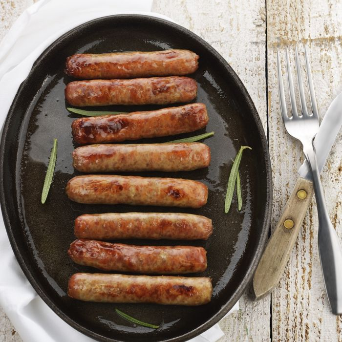 Pork Sausages pack of 80