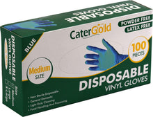 Load image into Gallery viewer, Disposable Gloves Box of 100