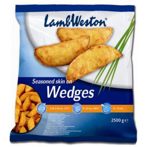Potato Wedges 2.5kg Bag