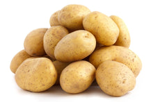 Load image into Gallery viewer, White Potatoes huge 44lb sack / 20kg
