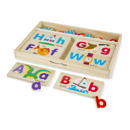 ABC Picture Boards Educational Toy by Melissa & Doug