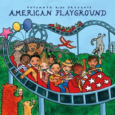 American Playground Audio CD