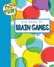 Load image into Gallery viewer, Go Fun! Big Book of Brain Games 2 (Volume 12) Paperback – June 7, 2016