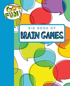 Go Fun! Big Book of Brain Games 2 (Volume 12) Paperback – June 7, 2016