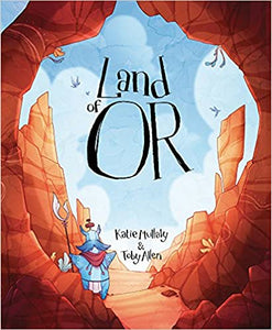 Land of OR Hardcover